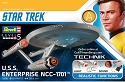 Classic Enterprise with lights and sound 1:600 from Revell Germany
