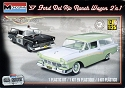 1957 Ford Del Rio Ranch Wagon 1:25  scale from Revell