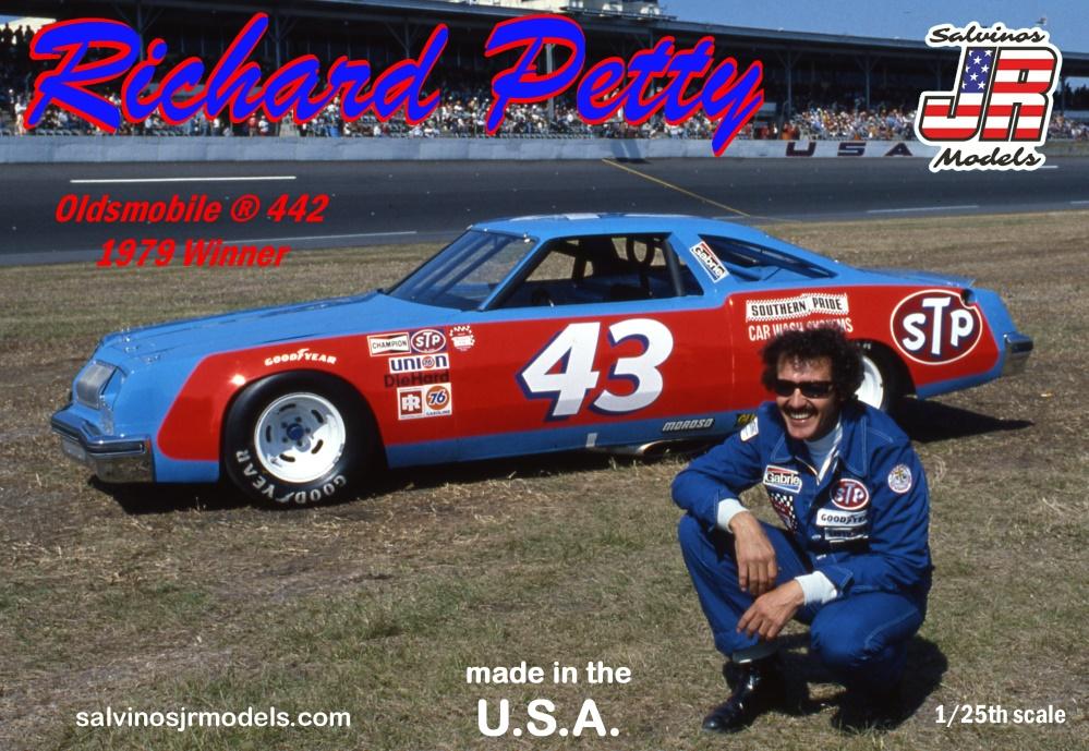 Oldsmobile 79 Richard Petty