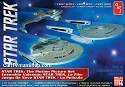 Star Trek Movie Era Cadet Series 1:2500 from AMT/Round 2