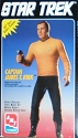 Captain James T. Kirk vinyl figure from AMT