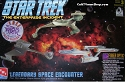The Enterprise Incident Legendary Space Encounter 1:2200 fiber optic kit from AMT