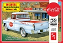 1955 Chevy Cameo Pickup (Coca-Cola) 1:25 from AMT/Round 2