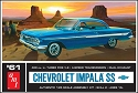 1961 Chevy Impala SS 1:25 from AMT/Round 2