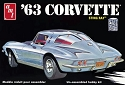 1963 Corvette Stingray 1:25 from AMT/Round 2