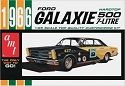 1966 Ford Galaxie 500 7 liter hardtop - 1:25 from AMT/Round 2