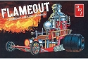 Flameout show rod 1:25 from AMT/Round 2