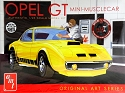 Buick Opel GT 1:25 scale from AMT/Round 2