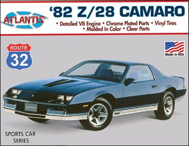 82 Camaro