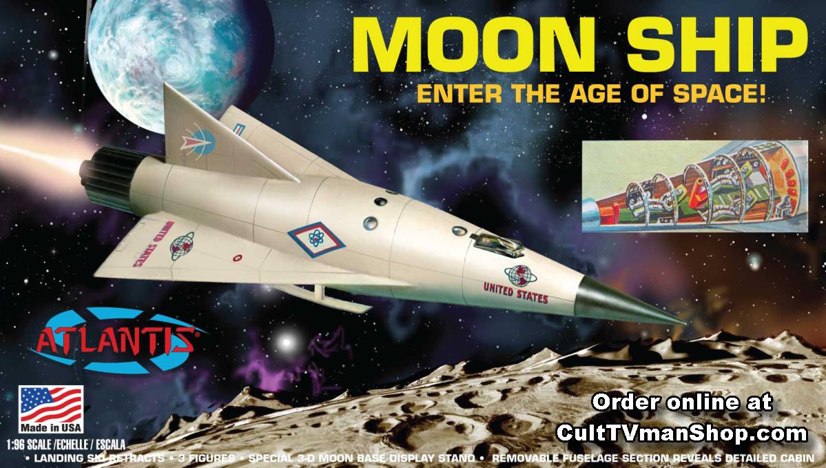 Moon Ship box art