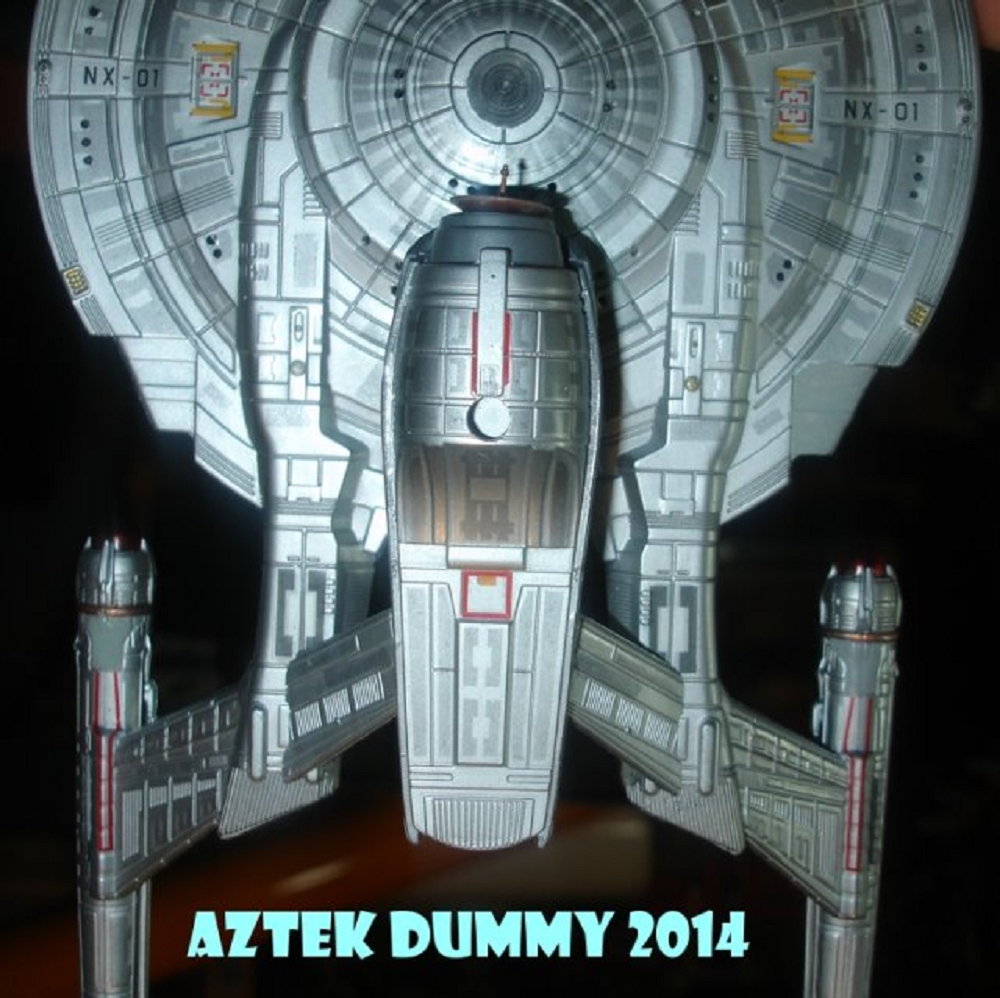 NX-01 REVISED 1:1000 Painting Masks from Aztek Dummy