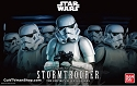 Stormtrooper 1:12 figure kit from Bandai
