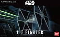 TIE Fighter 1:72 scale kit from Bandai