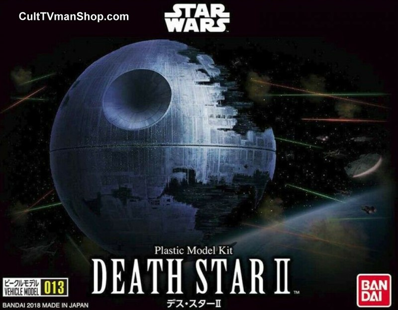 Death Star mini kit 013 from Bandai