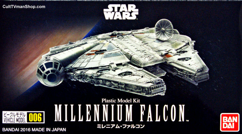 Millennium Falcon  mini-kit 006 from Bandai