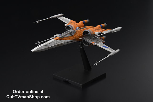 Poe's X-Wing with R2-D2 - The Rise Skywalker - 1:72 - from Bandai - PREORDER RESERVATION