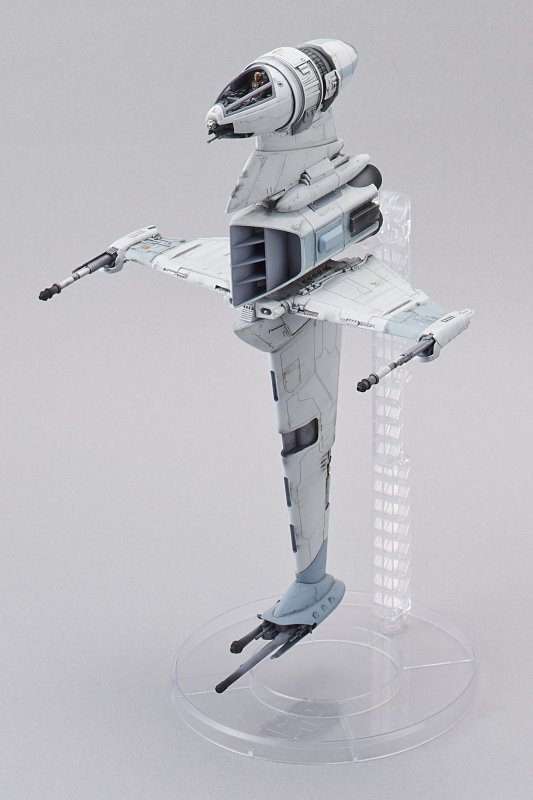 B-Wing SDCC Special Edition 1:72 from Bandai