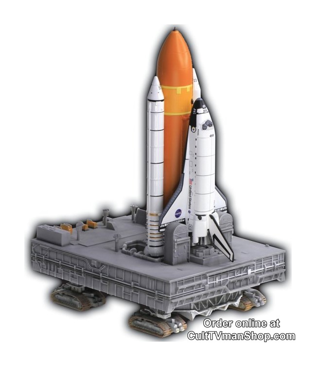 Space Shuttle with Crawler-Transporter 1:400 scale KIT from Dragon - PREORDER RESERVATION