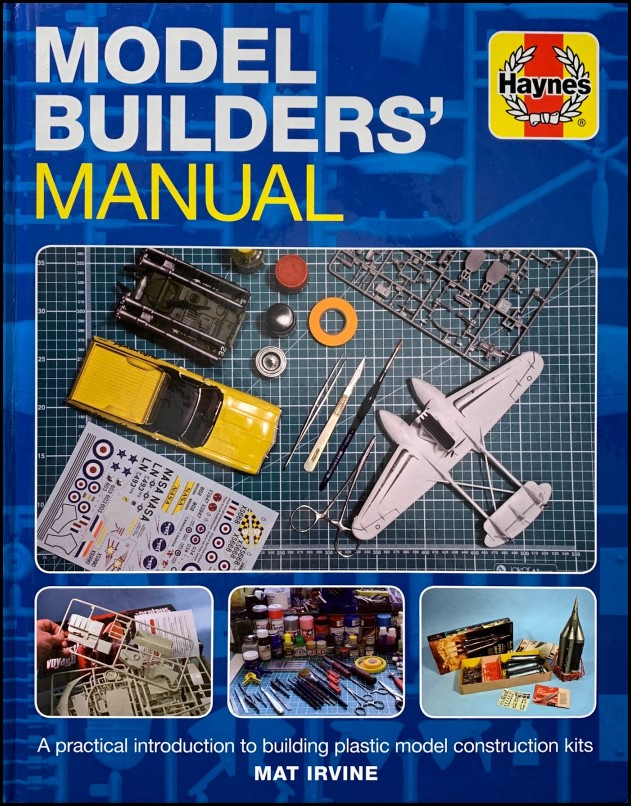 Model Builders' Maunal by Mat Irvine book cover