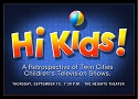 Hi Kids DVD from the Pavek Museum