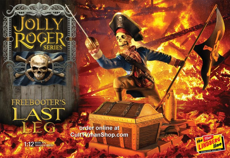 Jolly Roger: The Freebooter's Last Leg from Round 2/Lindberg