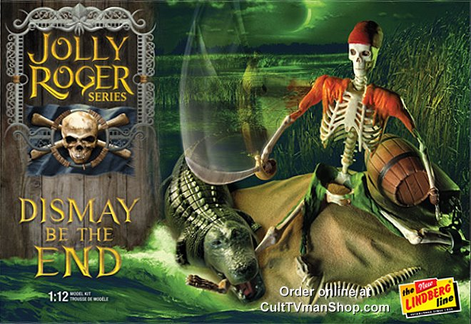 Jolly Roger: Dismay Be The End from Round 2/Lindberg