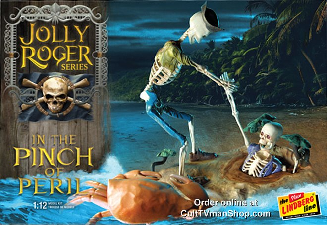 Jolly Roger: In The Pinch Of Peril from Round 2/Lindberg