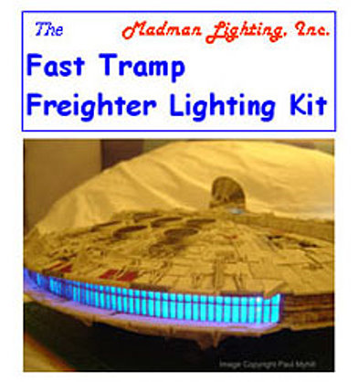 Madman Fast Freighter Lighting from Madman Lighting