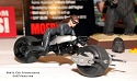 Dark Knight Rises Catwoman and Batpod 1:18  from Moebius
