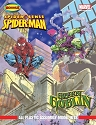 Spiderman/Green Goblin Combo Limited Edition from Moebius Models