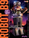 Lost in Space Robot from Moebius Models SCRATCH AND DENT