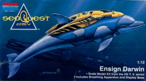 Seaquest Ensign Darwin from Monogram