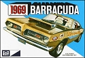 1969 Plymouth Barracuda 1:25  from Round 2/MPC