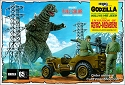 Willys MB Jeep - Godzilla