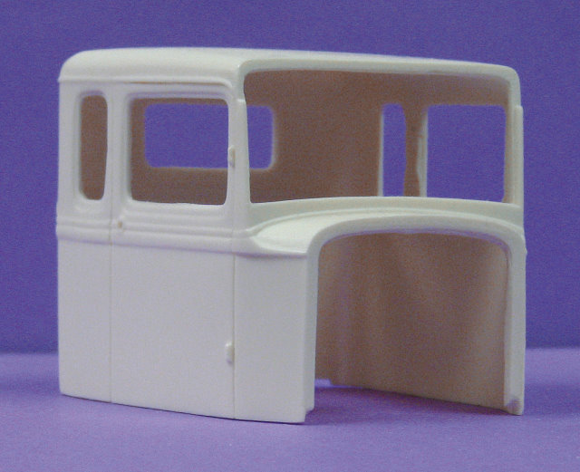 1934 Ford Extended Pickup Cab 1:25 resin car body from Jimmy Flintstone