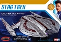 USS Shenzhou 1:2500 scale from Round 2/Polar Lights  SCRATCH AND DENT
