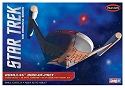 Romulan Bird of Prey 1:1000 new kit from Polar Lights/Round 2
