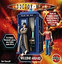 Doctor Who - Welcome Aboard from Airfix OPEN BOX KIT