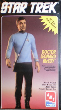 Doctor Leonard McCoy 1:6 from AMT
