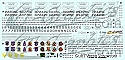 Space Fighter Mk II markings decals from JTGraphics