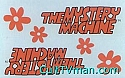 Mystery Machine decals from JTGraphics