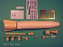 Mercury Atlas Friendship 7 1/144 scale from New Ware