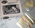 Lunar Module MESA detail set 1/48 from New Ware