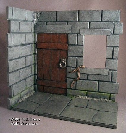 Cult's Creepy Castle Kits Starter Set