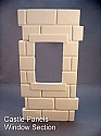 Castle Wall with Window - Cult's Creepy Castle Kits