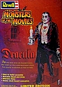 Monsters of the Movies Dracula - reissue from Revell