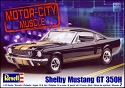 1966 Shelby Mustang GT350H 1:24 from Revell