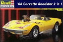 1968 Corvette Convertible 1:25 from Revell