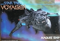 Voyager Maquis Ship from Monogram