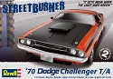 1970 Dodge Challenger T/A 1:25 from Revell